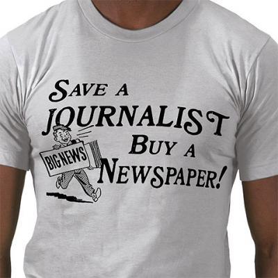 Periodistas al paro